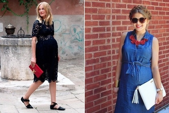 #FF: Five Stylish Maternity Handles to Follow on Instagram