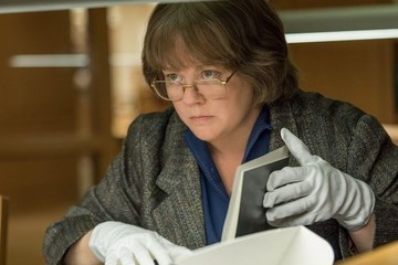 Melissa McCarthy Forges Her Way Into The Oscar Race With 'Can You Ever Forgive Me?'