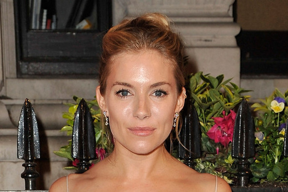 Want to Try the Dewy Look? Let Sienna Miller Be Your Guide