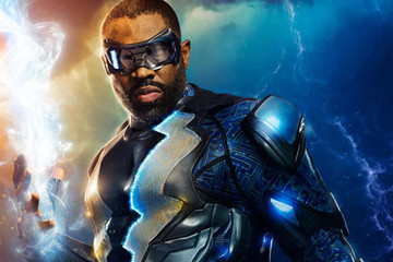 Here's Why Black Lightning Will Be the Wokest Superhero on TV