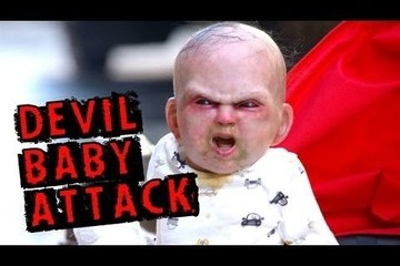 Top 10 Monster Babies from Movies