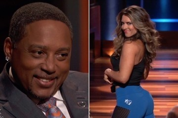 Exclusive Sneak Peek: 'Shark Tank' Judges Are Mesmerized by Fitness Apparel That Caters to a Special Ass-et