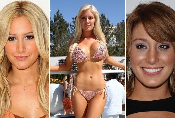 Stars Who Admit to Plastic Surgery