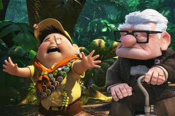 Let's Imagine Pixar's 'Up' As a Terrifying Horror Movie