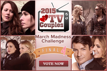 2015 TV Couples March Madness Challenge: Vote in the Final 4!