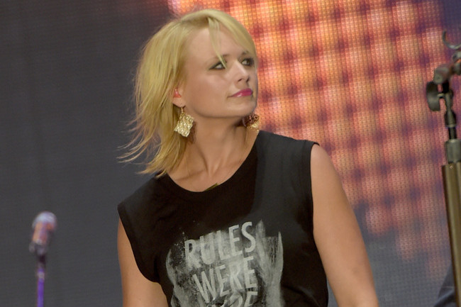 Miranda Lambert Gets a Rocker 'Do, CGI Makeup is a Real Thing and More