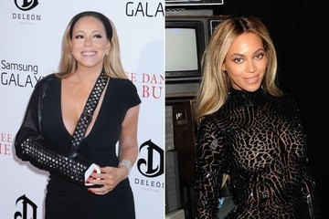 Mariah Carey Just Unwittingly Opened Herself Up to a Flood of Beyoncé Comparisons