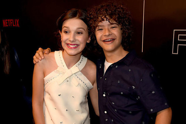 No One Showed Up To This Kid's 'Stranger Things'-Themed Birthday Party, So Millie Bobby Brown Took Matters Into Her Own Hands