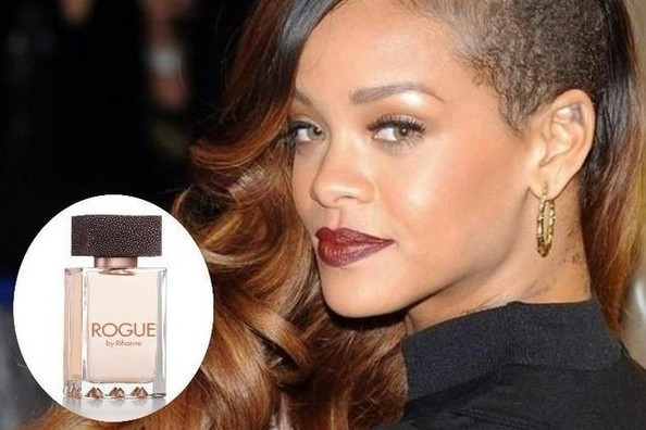 Rihanna's New Fragrance, Rogue, is SO Rihanna