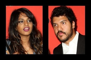 M.I.A. Dating History
