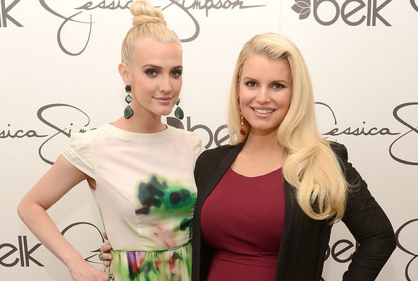 Jessica and Ashlee Simpson's New Design Project, The Most Disgusting Sweater Ever, and More!
