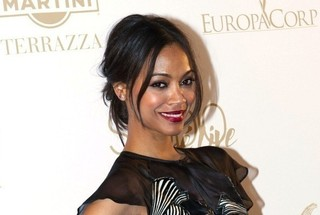 Zoe Saldana's MyFDB Launches Shopping in Time for Fashion Week
