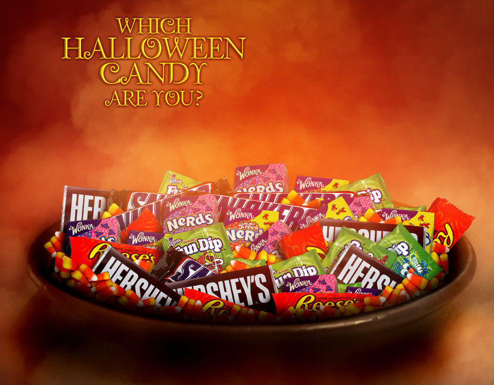 Which Halloween Candy Are You? - Quiz - Zimbio