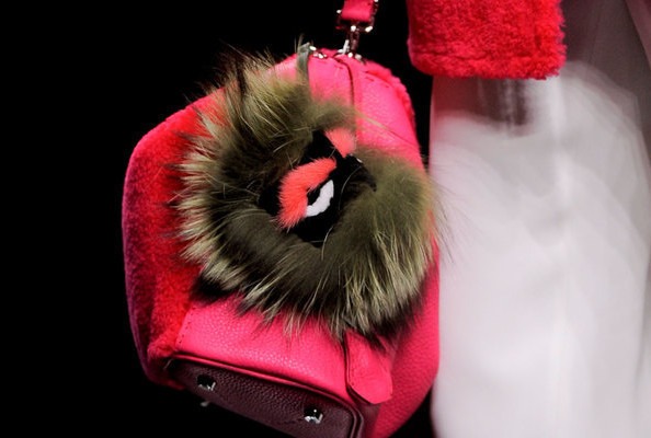 Oscar the Grouch: Karl Lagerfeld's Latest Muse?