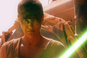 Here's the Best 'Mad Max'/'Star Wars' Mash-Up We've Seen Today