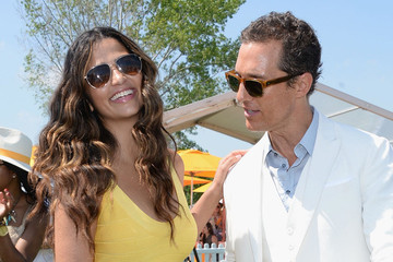 63 Times Matthew McConaughey and Camila Alves Were Completely Adorable