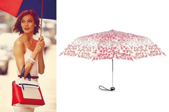Daily Deal: Lancaster's Travel Umbrella for V-Day