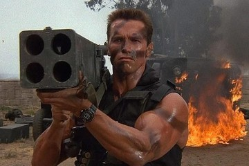 You Can Now Blow Stuff Up With Arnold Schwarzenegger for Charity