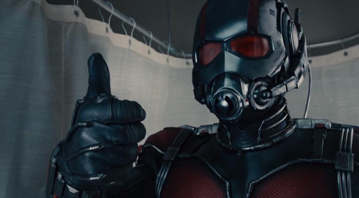 The First Trailer for 'Ant-Man' Raises an Interesting Question