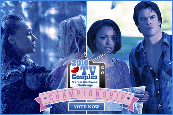 2016 TV Couples March Madness Challenge: Vote in the Championship Round!