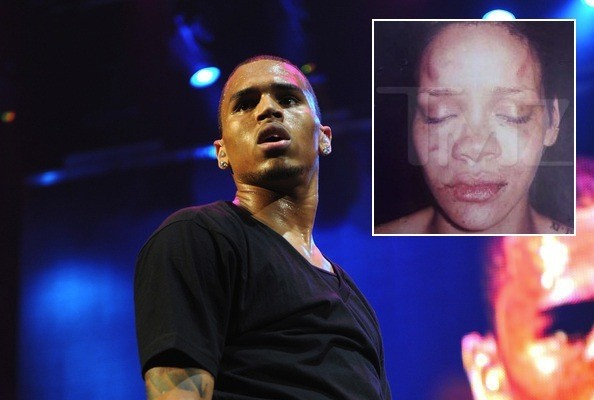Physical Assault - Rihanna and Chris Brown Relationship ...