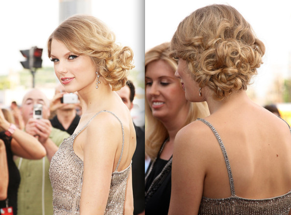 Prom Hairstyle Pictures Front And Back