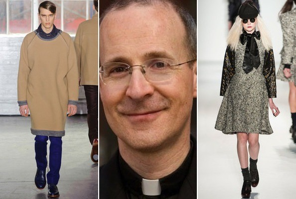 We Ask a Jesuit Priest to Review New York Fashion Week Runway Looks—Can We Get an Amen?