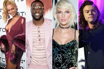 The Highest-Paid Celebrities in the World