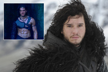 Kit Harington Wants to Show You More of His Newly Transformed Body on 'Game of Thrones'