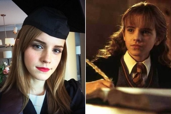 All the Ways Emma Watson and Hermione Granger Are Basically the Same Person