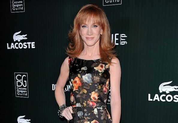 who is kathy griffin dating december 2011