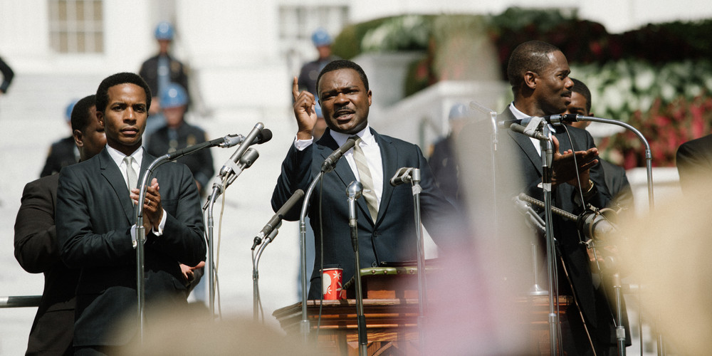 Oyelowo as Dr. King in Selma. (Paramount)