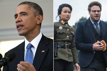 Obama Responds to 'The Interview' Cancellation, Says 'Go to the Movies'