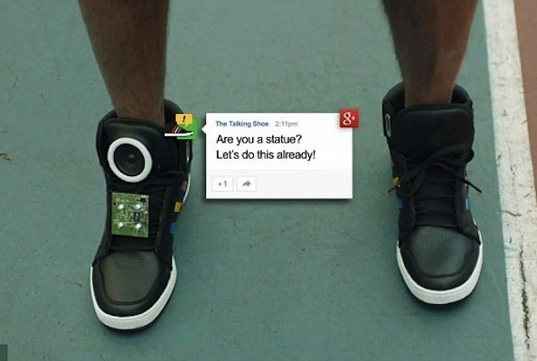 Google's Trash-Talking Shoes, Chanel's Tweed Jacket Explained, and More!