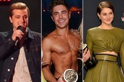 2014 MTV Movie Awards Winners