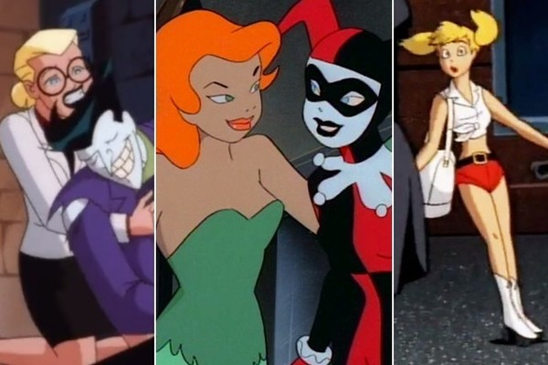 the best of harley quinn part