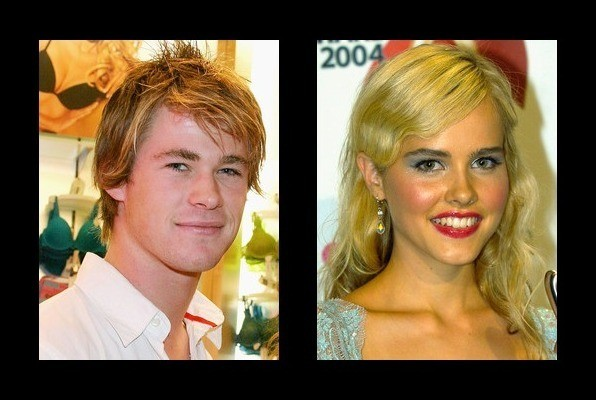 chris hemsworth dating 2013
