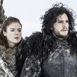 Jon & Ygritte ('Game of Thrones')