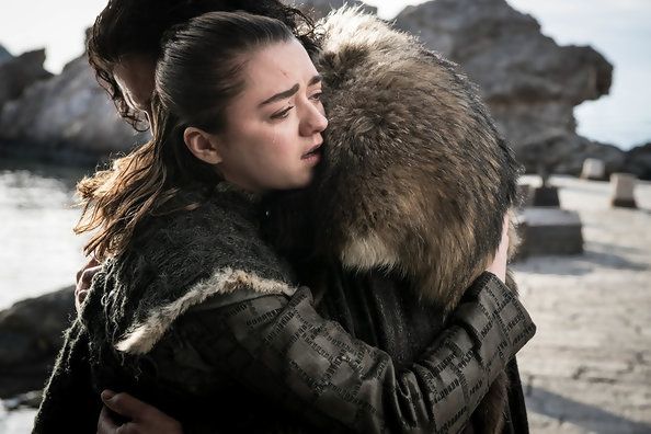 25 Glorious, Sad, And Beautiful Moments From The Final Season Of 'Game Of Thrones'