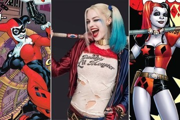 What the 'Suicide Squad' Characters Look Like in the Comics
