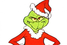 What Percent Grinch Are You?
