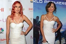 Who Wore it Better: Rumer Willis or Karina Smirnoff?