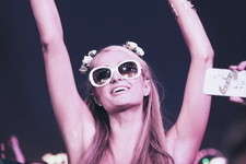 Paris Hilton's Most Daring Festival Fashion Moments