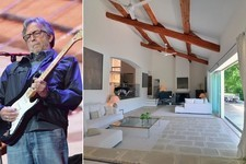Eric Clapton Sells His Dreamy South of France Estate