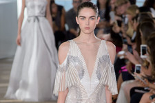 Wedding-Worthy Runway Dresses from NYFW