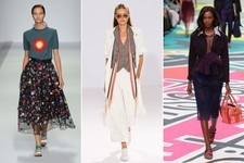 What's Your Favorite Look from London Fashion Week?
