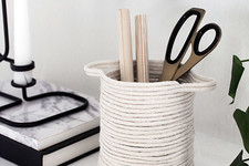 DIY To Try: Small Rope Basket