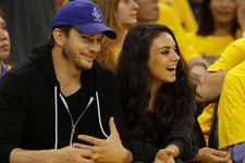 Ashton Kutcher and Mila Kunis Announce Son's Name