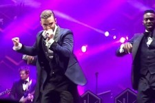 You Won't Be Able to Handle Justin Timberlake's Amazing 'Poison' Cover