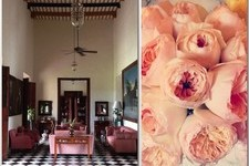 J. Crew's Frank Muytjens, Instagram Travel Album, and a Fantasy English Garden